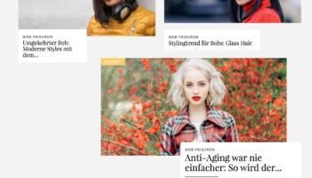 Schwarzkopf-Content Marketing Beispiel B2C